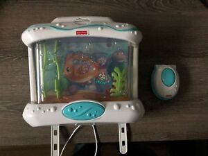 Aquarium bébé Fisher Price