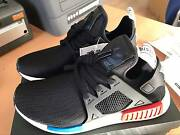 Adidas NMD XR1 PK OG Core Black Blue Red Primeknit US8.5/EUR42 Braeside Kingston Area Preview