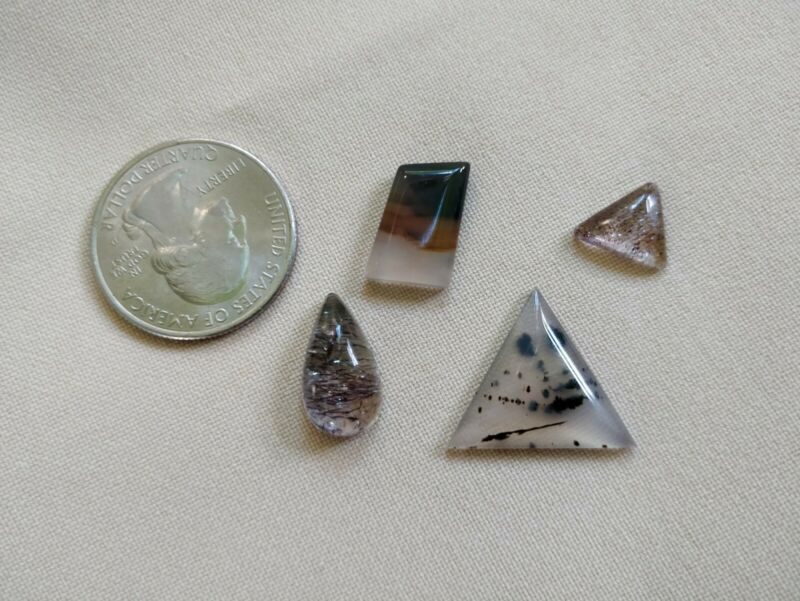 Small Lot Of Loose Gem Stones