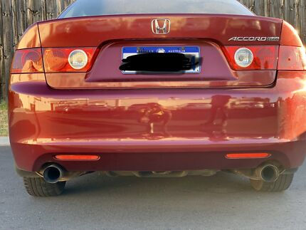 Honda Accord Euro Mount Hawthorn Vincent Area Preview