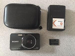 Sony Cybershot W570