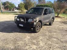 2001 Mitsubishi Pajero 4x4 7 SEATER - Good condition Queens Park Canning Area Preview