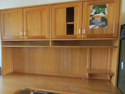 Desk - Huon Pine Recycled