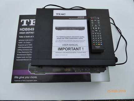 teac box in brisbane region qld gumtree australia free local rh gumtree com au TEAC an 80 User Manual TEAC CD Recorder Manual