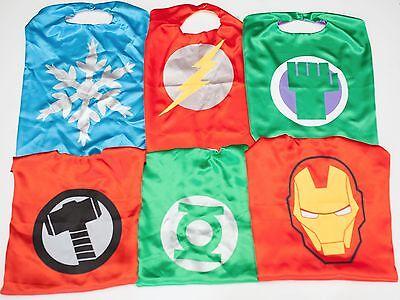Cheap Frozen Dresses (Superhero Kids Cape Thor Hulk Flash Frozen Iron Man Dress)