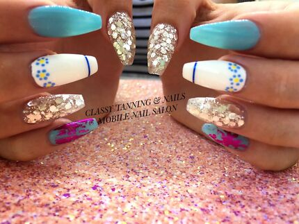 Classy Tanning & Nails Mobile Nail Salon