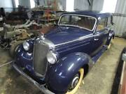 1952 mercedes 170sd Diesel 4 cylinder Calga Gosford Area Preview