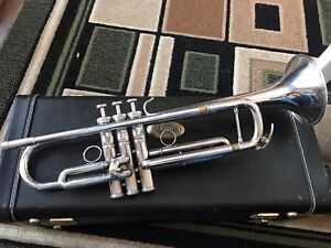 Yamaha 8335RGS trumpet for sale