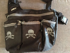 Diaper Dude Skull bag