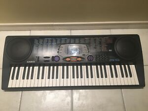 Casio CTK 541 keyboard / piano