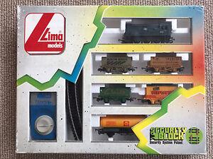 Vintage LIMA Model Rail Train Set (HO Scale) Warrnambool Warrnambool City Preview