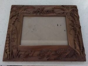 Hawaii picture frame