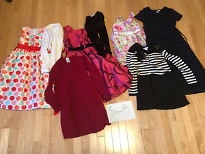 Girls Clothes Size 7/8 and 8