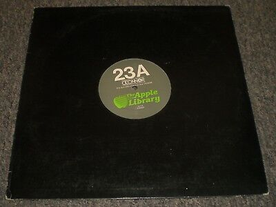 (The Apple Library Sound Effects Record 23~RARE Electronic Samples~FAST SHIPPING!)