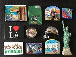 Magnets: New York, LA, Thailand, Newfoundland & more!