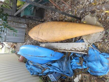 Kayak Dancer  Perception top brand ex army very rough