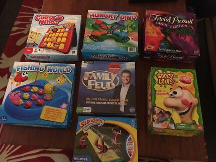 Googly eyes board game board games gumtree australia tuggeranong bulk lot of board games freerunsca Gallery