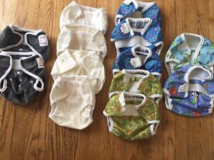 Cloth Diaper Covers & Wet Bags