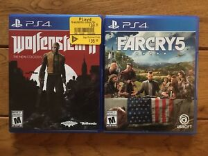 Far Cry 5, Wolfenstein II
