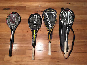 Badminton and Squash Racquet Kingsley Joondalup Area Preview