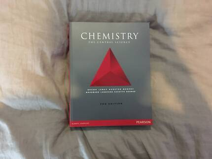Chemistry The Central Science 3rd Edition Textbook