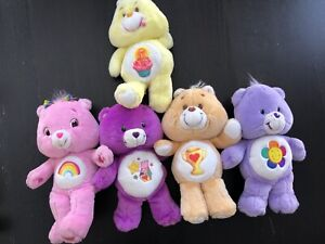 Care Bears (lot of 9)