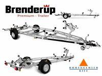 Brenderup Premium Bootstrailer 1800 kg Trailer Modell 221800B Kiel - Hassee-Vieburg Vorschau