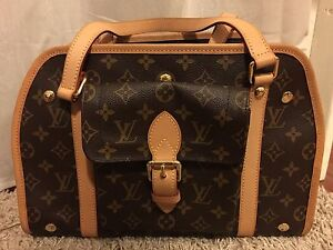Authentic Louis Vuitton Baxter Dog Carrier Earlwood Canterbury Area Preview
