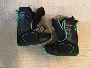 JR Firefly snowboard boots