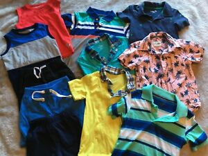 Lot of 3T Boys Summer Clothes