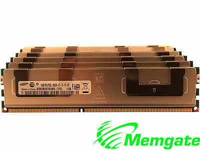 64GB (4x16GB) PC3-8500R 4Rx4 DDR3 ECC Reg Memory for Apple Mac Pro Mid 2010 5,1 ()