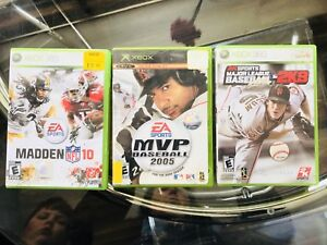 Video games for Xbox and PlayStation 2