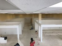 All your drywall need, drywall framing painting