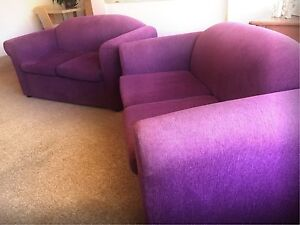 Take me home this week! 2X 2-seater sofas for the price of 1 Petersham Marrickville Area Preview