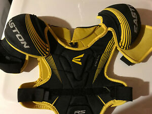 Easton Stealth RS shoulder pads size youth large