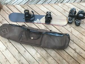 Snowboard Package