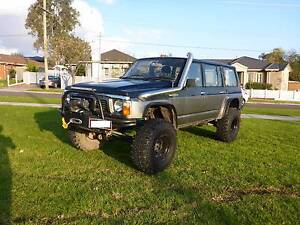 1990 Nissan Patrol RB30 Turbo Big Power, Lots of Extras! MUST SEE Mount Waverley Monash Area Preview