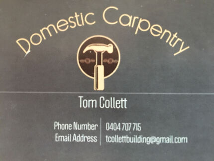 TFC carpentry & handyman services