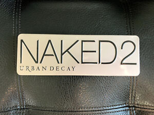 Naked 2 Urban Decay Palette