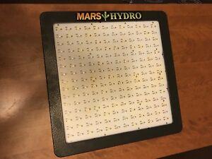 Lampe hydroponique LED grow light MARS HYDRO II 900w