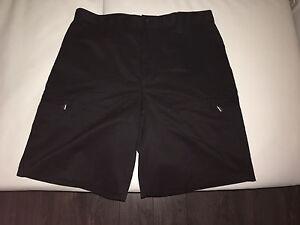 IZOD Perform X UPF-50 microfibre golf shorts -brand new