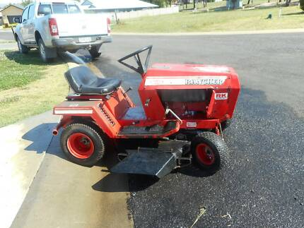 Rover Rancher Ride on Mower Inverell Inverell Area Preview