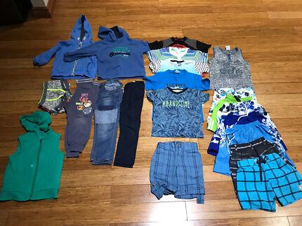 Boys size 3 clothing bundle - bulk lot