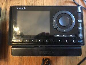 Sirius xm home and auto radio.