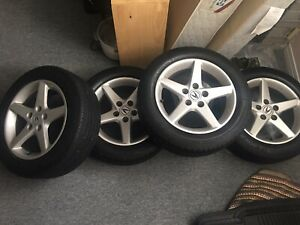 Excellent condition Acura RSX wheels set of 4