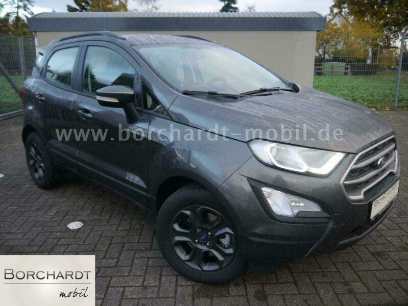 Ford EcoSport Cool&Connect #Navi#Bluetooth#LM Felgen