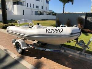 Zodiac Projet 350 Inflatable boat