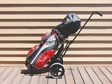 Near NEW Set of Maxfli XD (Dunlop) Golf Clubs and Cart Gnarwarre Surf Coast Preview