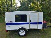 2017 Runaway Navigator Camper Trailer 4x8 Lightweight