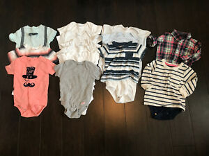 6-9 / 9 month boy clothes